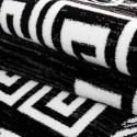 El Diseñador Moderno Salón Alfombra Miami 6620 Black