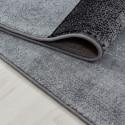 Moderner Designer Wohnzimmer Jugendzimmer Teppich PARMA 9320 Black
