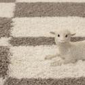 Shaggy, pelo largo Salón de GALA de Alfombra Shaggy altura del hilo de 3cm
