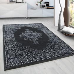 Classique Orientale Salon Tapis D'Orient Marrakech 0297 Gris