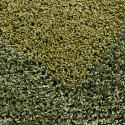 Structure à fibres longues Shaggy Tapis de deux Couleurs différentes, de Tailles et de Couleurs