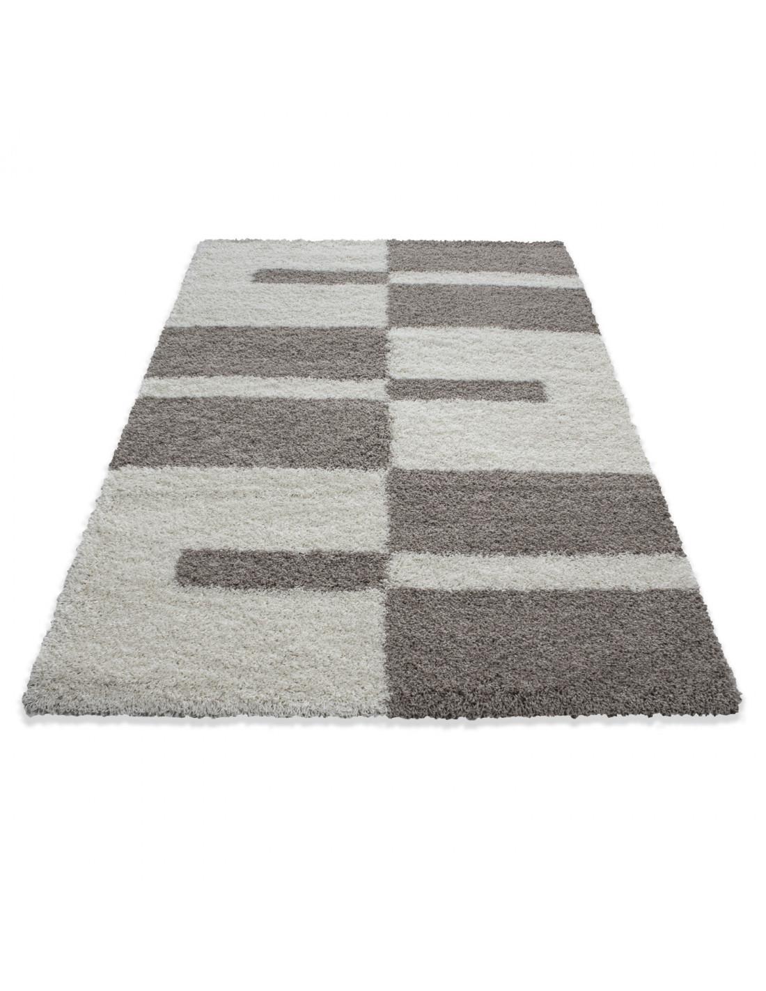 Deep pile long pile living room GALA Shaggy carpet pile height 3cm