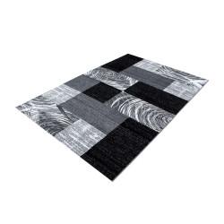 Modern Designer Carpet Parma 9220 Black