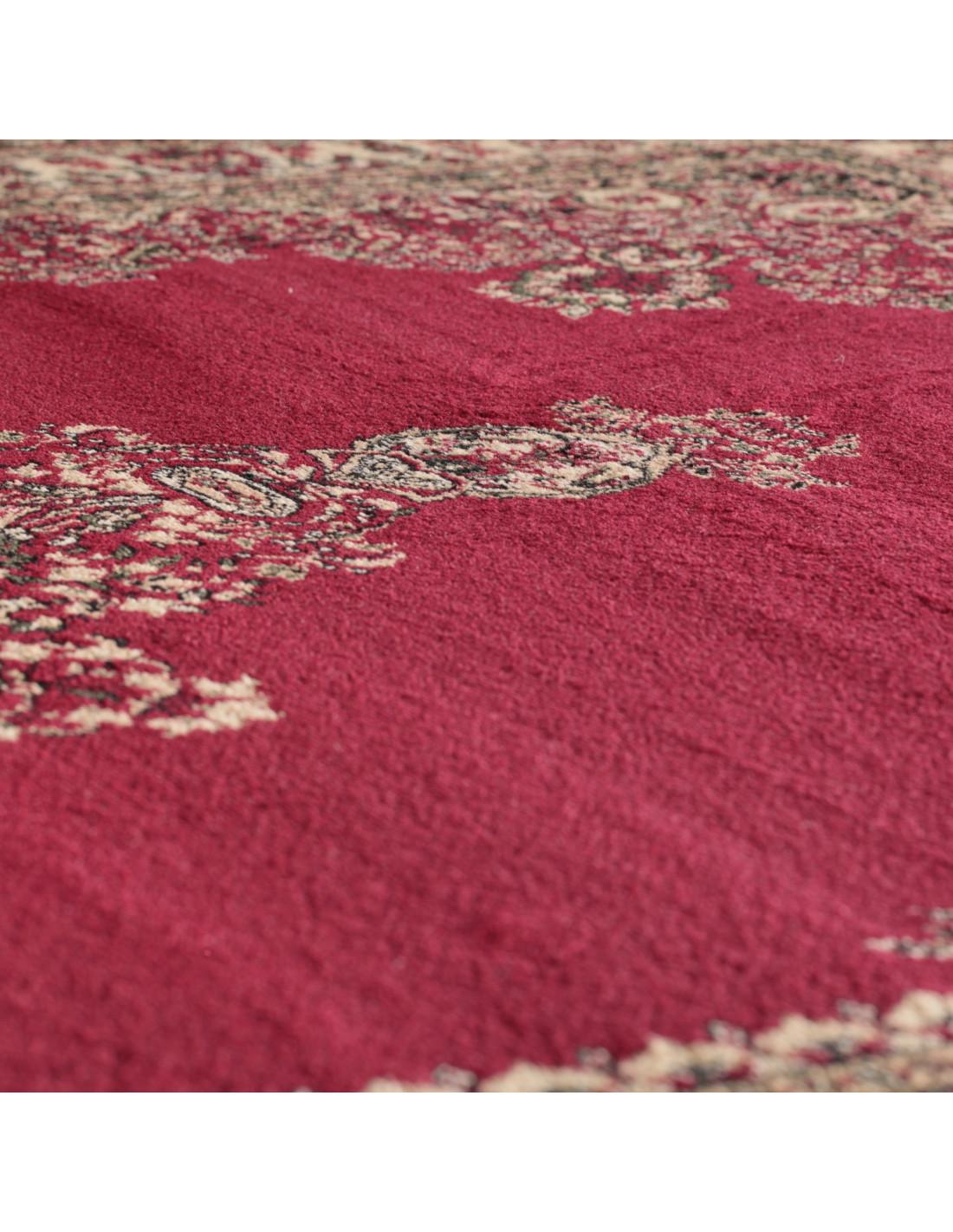Classico Orientale, Soggiorno Tappeto Marrakesh-Rosso
