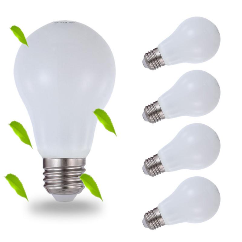 LUXBIEN LED lamp 5W vervangt 40 Watt E27 5W 400 Lumen Dimbare [3000K - 4000K - 6000K]