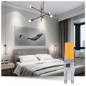 Luxbien LED SET - 5-er Pack - G4-2W - LED Lampe - Warmweiss (3000K)