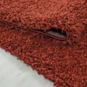 Shaggy pile living room Shaggy carpet pile height 3cm slim fit Terra
