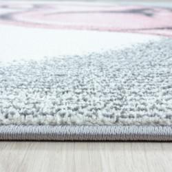 Children's carpet Children's room carpet 3D motif BAMBI