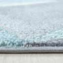 Het Moderne,Ontwerper Woonkamer Vloerkleed Blauw