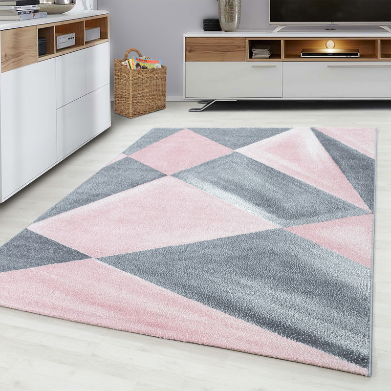 Wohnzimmer Moderner Designer Teppich