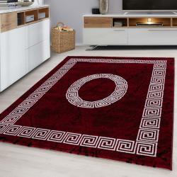 Diseñador Dormitorio Alfombra Versacemotiv Red
