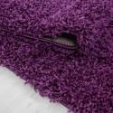 Structure à fibres longues Tapis Shaggy uni de couleur de différentes Tailles et Couleurs