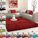 Shaggy long pile Shaggy carpet, plain colour various sizes and colors