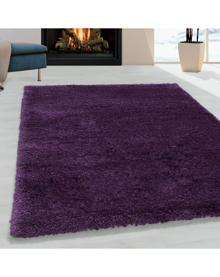 Hochflor Teppich Super Soft...