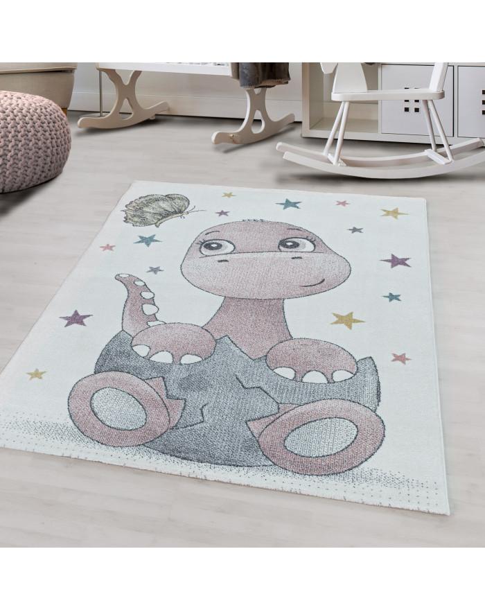 Kinderteppich Dino Baby...
