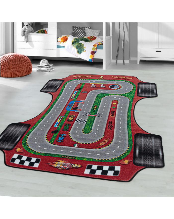 Kinderteppich Spielteppich...