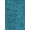 Shaggy pile living room DREAM Shaggy carpet, solid color pile height 5cm turquoise