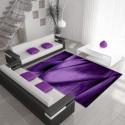 Modern Designer living room carpet MIAMI 6590 PURPLE