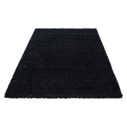 Shaggy rug, high pile, long pile, uni color, different sizes and colors