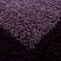 Shaggy long pile Shaggy rug in two colors, various sizes and colors